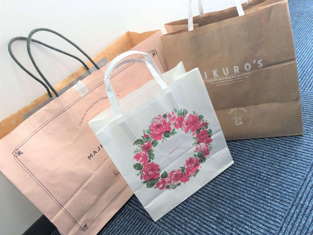 ショッパー(買い物袋)