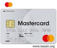 ACmastercardのカード画像