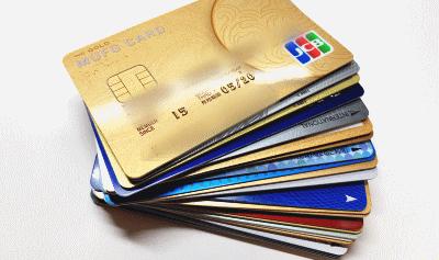 クレジットカード一覧の写真